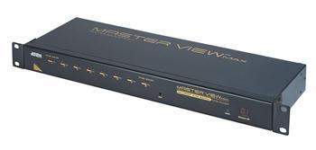 """CS-1208A ATEN 8-port KVM PS/2+USB, OSD, rack 19"""""""