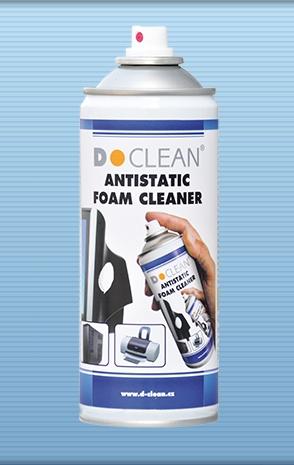 pc-29 D-CLEAN Antistatická čistící pěna P-2000  400ml