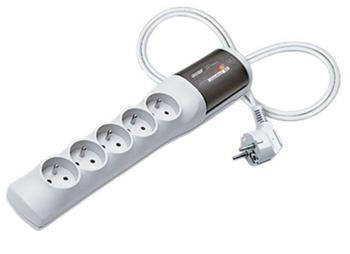 Acar XProtector přepěťová ochrana, 1,5m, 5 zásuvek