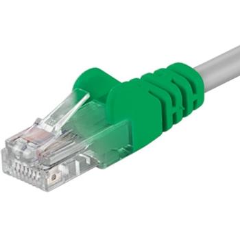 sputp01t PremiumCord Patch kabel UTP RJ45-RJ45 l5e 1m kř.