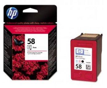 zc-23 HP C6658A DeskJet 5550 - color foto, 17ml