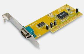 zkap-3 DIGITUS PCI karta pro 1 x COM RS-232 9pin port