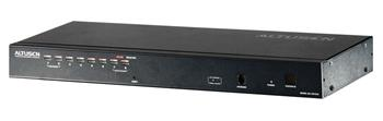 KH-1508 ATEN 8-port Cat5 KVM PS/2+USB, OSD, rack, SUN, KH-1508A