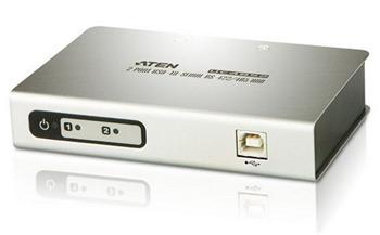 UC-4852 ATEN USB - 2x RS-422/485 převodník Aten