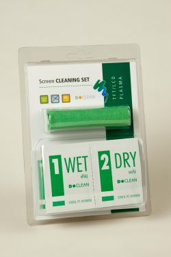 pc-34 D-CLEAN Screen Cleaning Set pro TFT/LCD DN-1101