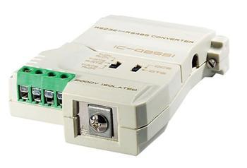 IC-485SI ATEN Konvertor RS232-RS422/485 obousměrný, izolovaný