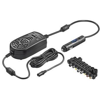 ppadapter-28 goobay Napájecí zdroj 150W pro notebook do auta 15-24V 8.5A