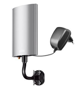 DVB-T20 goobay DVB-T aktivní venkovní anténa pro VHF/UHF/FM 20dB