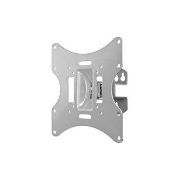 "LCD-02a goobay LCD držák na zeď 17-42"" (43-107cm) stříbrná barva"
