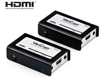 ATEN HDMI Extender do 60m + IR dálkové ovládání, 3D