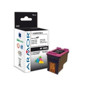K20273 ARMOR ink-jet pro HP, komp.s CC644EE, 3 barvy, 18ml