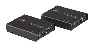 ATEN HDMI Extender po cat5e do 100m Dual Display + IR DO, 3D