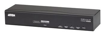 CN-8600 ATEN Zařízení pro ovládání DVI PC/KVM OverNet, rack, RS-232, PON
