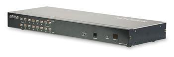 KH-1516 ATEN 16-port Cat5 KVM PS/2+USB, OSD, rack, SUN KH-1516A