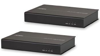 CE-610 ATEN Extender PC-konzole DVI, USB 3port hub, až 1920 x 1200 bodů/100m