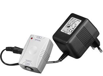 kjtosred06 goobay Převodník z optického digitálního signálu TOS(F) na digitální koaxiální RCA výstup