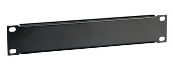 "DP-ZA-S1U CONTEG Zaslepovací panel 10""  1U"