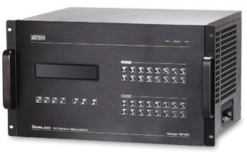 VM-1600 ATEN Modulární matrixový přepínač HDMI/DVI základové šasí