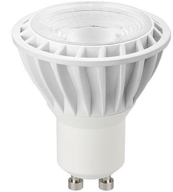 ledz-35 goobay LED žárovka 5W GU10 345 lumen teplá bílá 230V