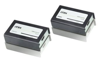 ATEN HDMI Extender do 60m podpora až 4Kx2K