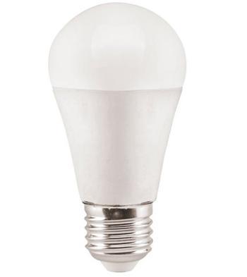 ledz-54 Extol LED žárovka, 9W, 800lm, E27, 2800K, teplá bílá