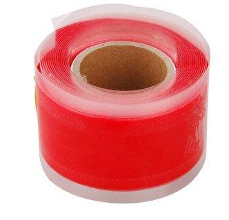 zvpep11 Extol Premium Izolační páska silikonová samofixační 25mm x 3.3m