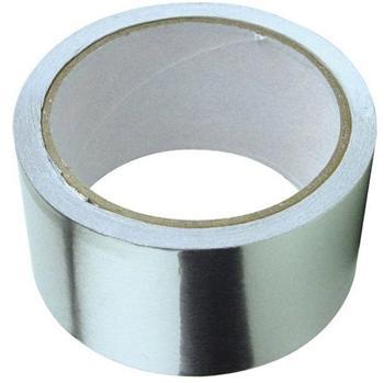 zvpep14 Extol Craft Lepící páska aluminiová 50mm x 10m, stříbrná