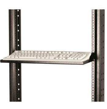 DP-PV-01-H CONTEG Výklopný držák klávesnice 480x175mm, RAL 9005