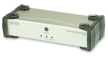 CS-261 ATEN 2-console DVI KVM USB zařízení pro sdílení