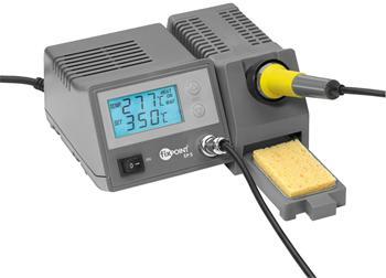 zn-35 fixPOINT EP5 digitální pájecí stanice s automatickou regulací pro domácí pájení