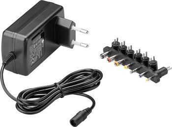 ppadapter-109 goobay Univerzální napájecí adaptér 230V/9V-24V max. 24 W a 1,5 A