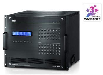 VM-3200 ATEN Modulární matrixový přepínač až 32 port HDMI/DVI/SDI/VGA/HDBaseT, 4K, základové šasi