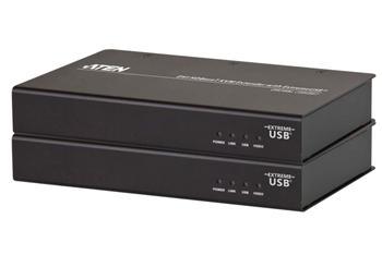 CE-610A ATEN Extender PC-konzole DVI, USB 3port hub, až 1920 x 1200 bodů/100m
