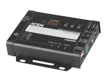 VE-8950R ATEN HDMI Extender over IP do 100m, 4K@60Hz, RS-232, IR, audio - remote modul