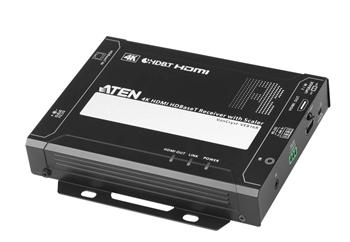 VE-816R ATEN 4K HDMI HDBaseT Extender po cat5e do 100m se scalerem, RS232, audio, IR  - receiver jednotka