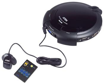 VS-881 ATEN Elektronický VGA přepínač 8:1 IrDa d.o.
