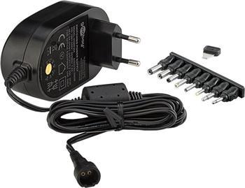 ppadapter-132 goobay Univerzální napájecí adaptér 230V/3V-12V max. 27 W a 2.25 A